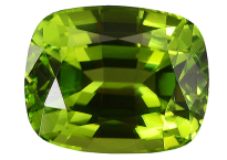 Péridot (olivine) 4.82ct