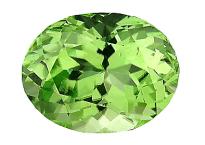 Péridot (olivine) 4.65ct