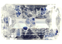 Quartz à fluorite 8.49ct