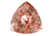 Quartz à Hematite - Lepidocrocite 8.97ct