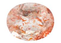 Quartz à Hematite - Lepidocrocite 5.78ct