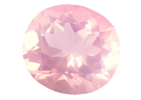 Quartz rose 21.32ct