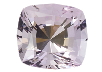 Améthyste Rose de France 35.37ct