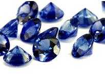 Saphir bleu rond (calibré) 2.9mm