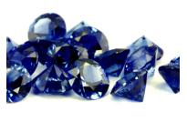 Saphir bleu rond 3.30mm