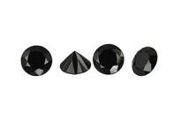 Spinelle noir calibré 3,3mm
