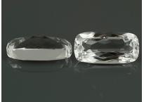 Topaze blanche calibrée 13.43ct