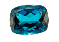 Topaze bleue London Blue 56.73ct (traitée)