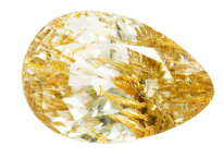 Topaze à inclusions 29.96ct