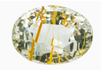 Topaze à inclusions 11.44ct