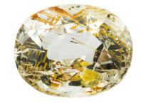 Topaze à inclusions 9.88ct