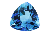 Topaze bleue Swiss Blue (traité) 11.57ct