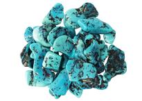 Turquoise Sonara- pierre roulée