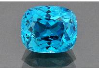 Zircon bleu