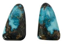 #Turquoise-#Mountain-#MohaveCounty-#Arizona-#Pair