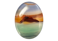 Agate paysage 11.46ct