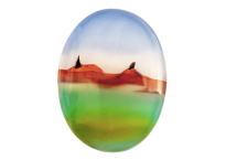 Agate paysage 13.70ct