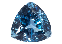 Aigue marine vieille mine 2.16ct