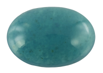 Chrysocolle siliceux 6.68ct