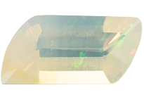Opale gemme incolore 4.25ct
