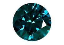 Diamant bleu (traité) 5.15mm