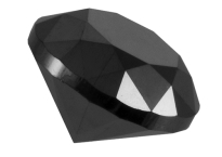 Diamant noir 1.34ct