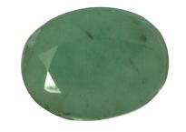 saphir vert-green sapphire-0.79ct