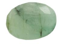 saphir vert-green sapphire-2.65ct