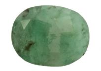 saphir vert-green sapphire-2.70ct