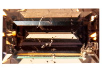 Grenat à changement de couleur 0.80ct