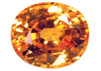 Grenat spessartite 1.72ct