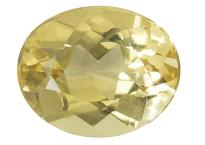 Héliodore (beryl jaune) 3.67ct
