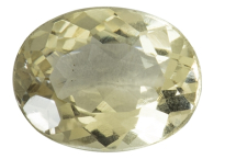 Héliodore (beryl jaune) 1.63ct
