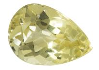 Héliodore (beryl jaune) 1.41ct