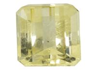 Héliodore (beryl jaune) 0.94ct