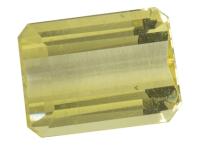 Héliodore (beryl jaune) 1.71ct