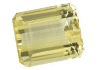 Héliodore (beryl jaune) 1.51ct