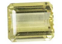 Héliodore (beryl jaune) 1.69ct