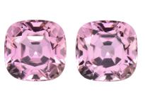 pair pink tourmaline Nigeria
