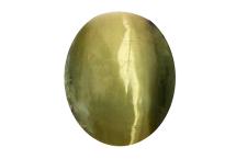 Opale verte œil de chat 2.91ct