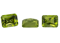 Peridot Pakisan calibré 2.47ct