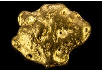 Pépite d'or 0.196g