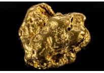 Pépite d'or 0.58g