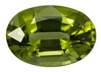 Péridot (olivine) 3.58ct