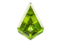 Peridot special cutting 5.92ct