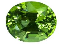 Péridot (olivine) 2.09ct