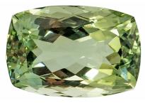 Prasiolite - Quartz vert