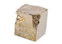 Macle de pyrite 10.62g