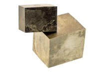 Macle de pyrite 63g