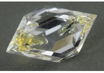 Quartz à inclusions de pétrole 1.89ct